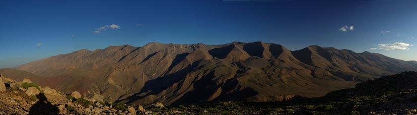 Chaîne montagneuse du M'Goun, Aït Bougemez